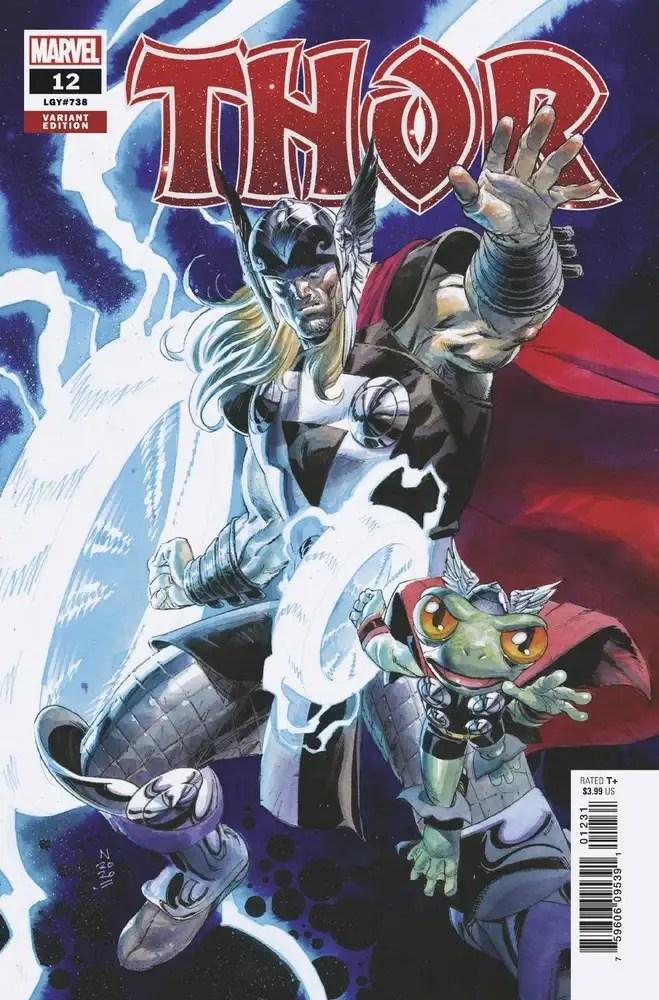 DEC200616 ComicList: Marvel Comics New Releases for 02/17/2021