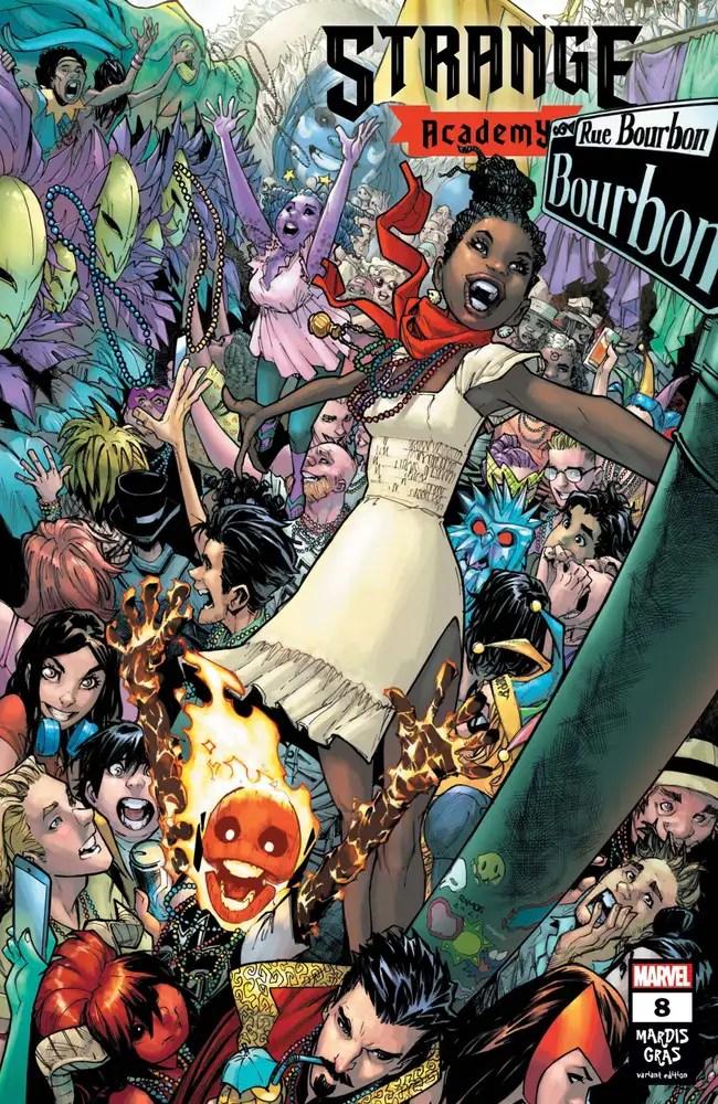 DEC200623 ComicList: Marvel Comics New Releases for 02/03/2021