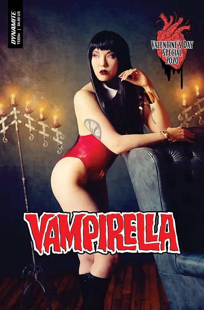DEC200751 ComicList: Dynamite Entertainment New Releases for 02/03/2021