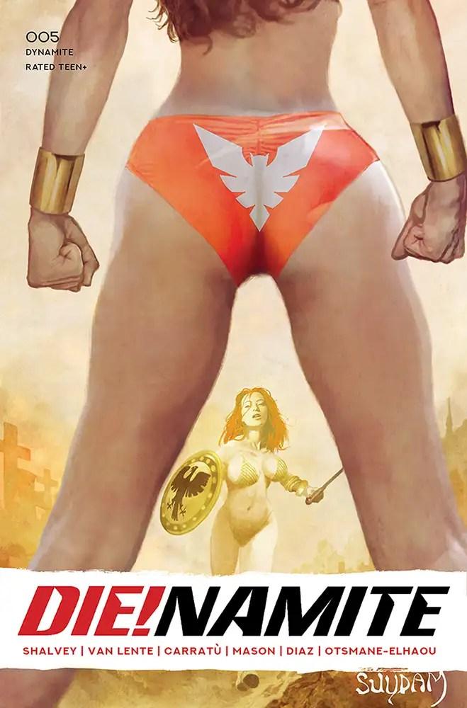 DEC200852 ComicList: Dynamite Entertainment New Releases for 02/17/2021