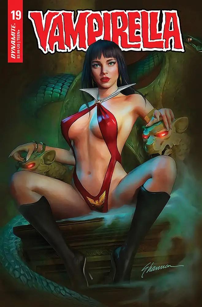 DEC200865 ComicList: Dynamite Entertainment New Releases for 05/05/2021