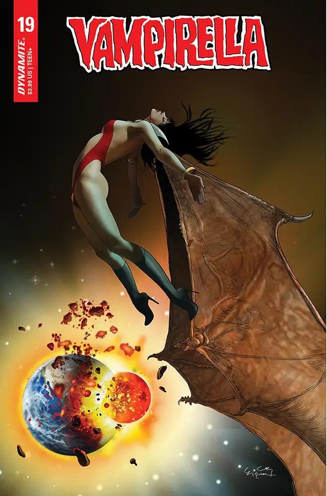 DEC200866 ComicList: Dynamite Entertainment New Releases for 05/05/2021