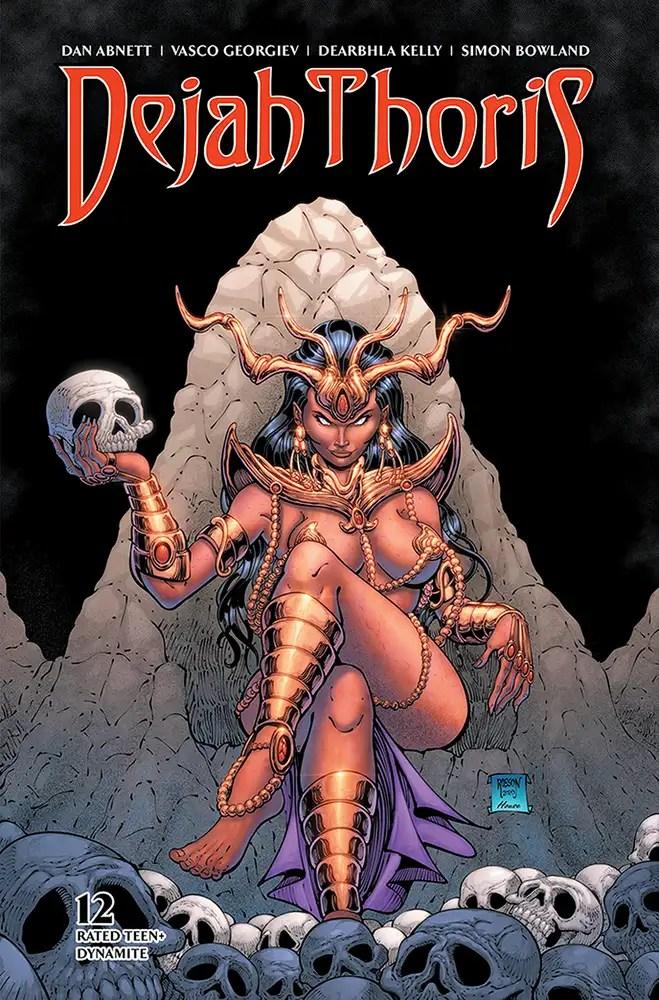 DEC200910 ComicList: Dynamite Entertainment New Releases for 04/14/2021