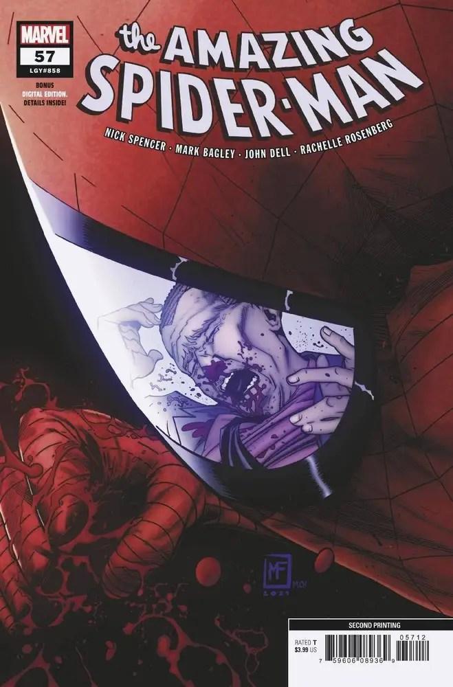 DEC208151 ComicList: Marvel Comics New Releases for 02/17/2021