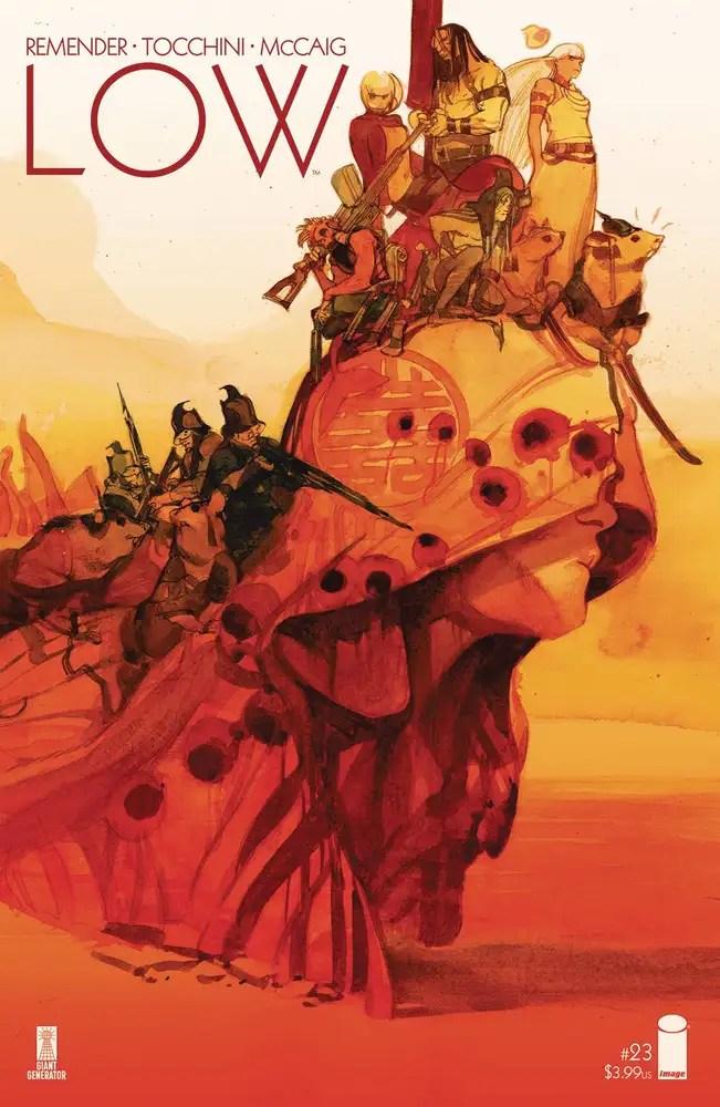 FEB200079 ComicList: Image Comics New Releases for 07/22/2020