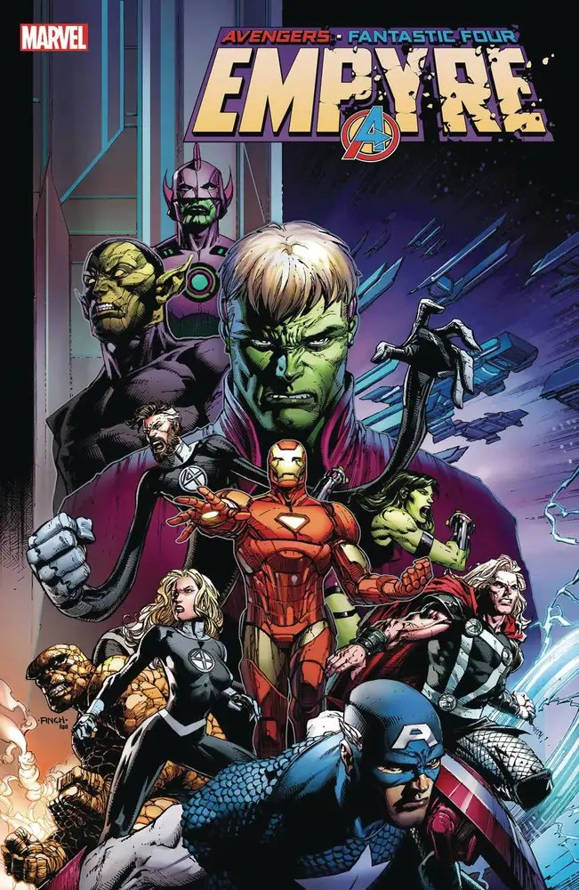 FEB200757 ComicList: Marvel Comics New Releases for 07/15/2020
