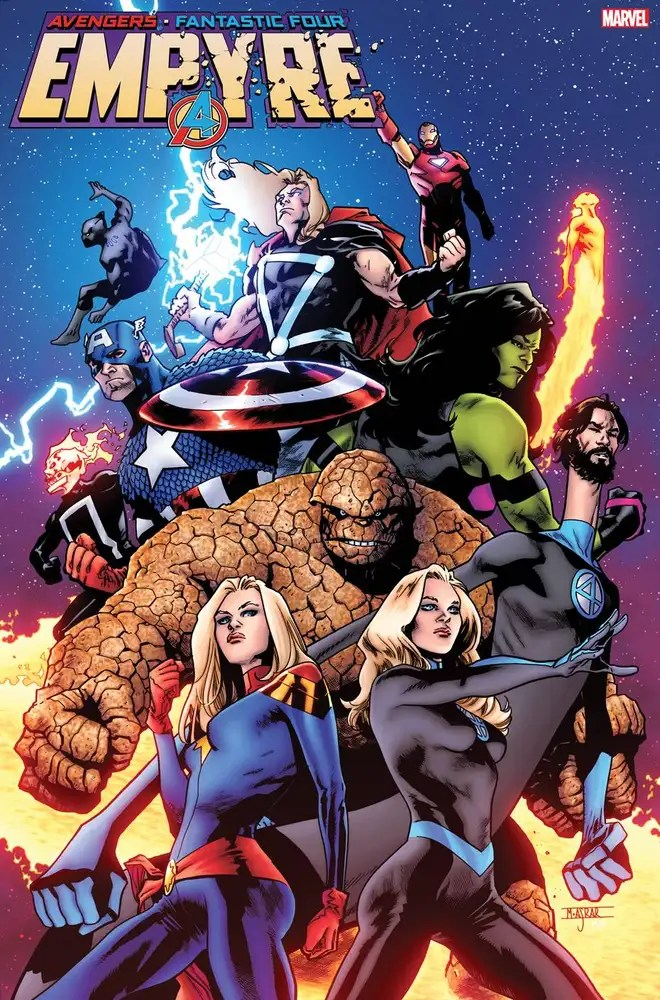 FEB200759 ComicList: Marvel Comics New Releases for 07/15/2020