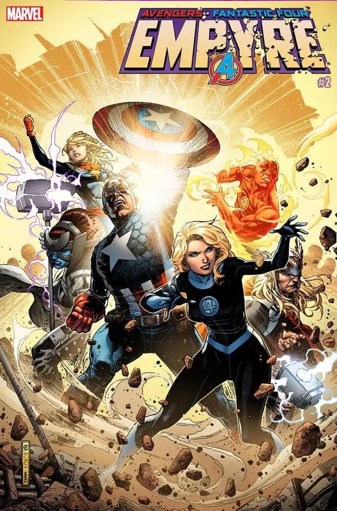 FEB200766 ComicList: Marvel Comics New Releases for 07/22/2020