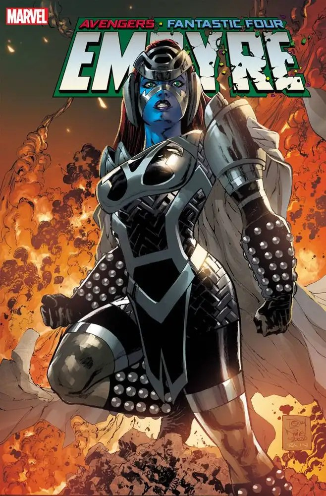 FEB200769 ComicList: Marvel Comics New Releases for 07/22/2020