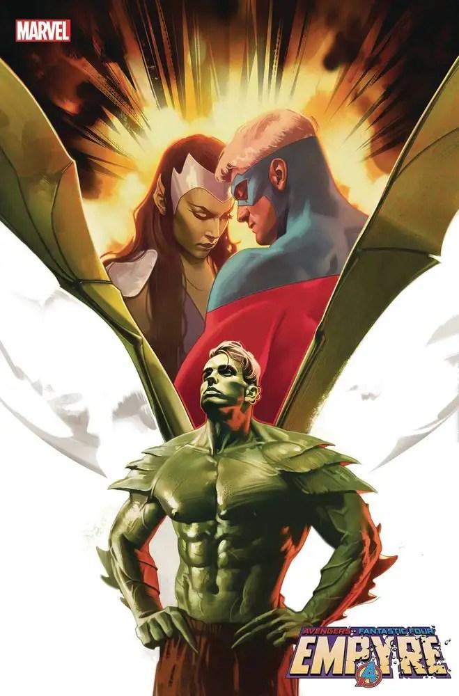 FEB200787 ComicList: Marvel Comics New Releases for 07/22/2020