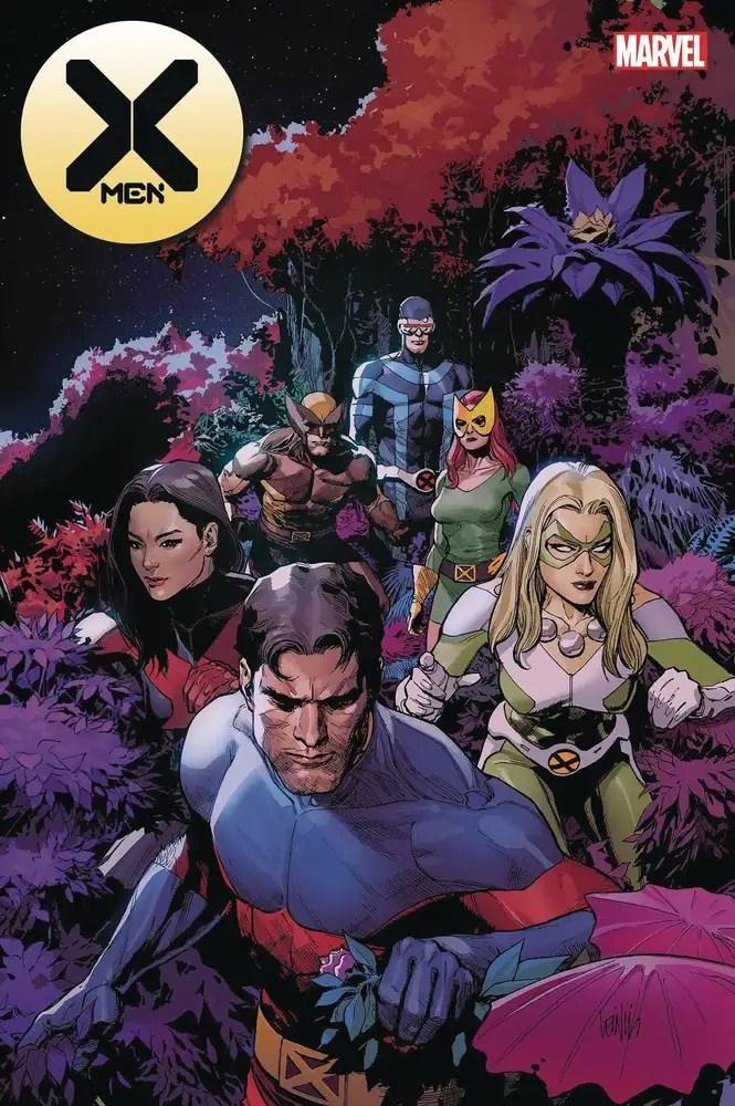 FEB200789 ComicList: Marvel Comics New Releases for 07/29/2020