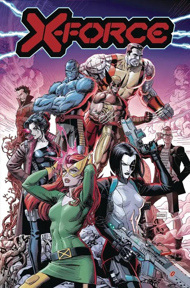 FEB201053 ComicList: Marvel Comics New Releases for 07/22/2020