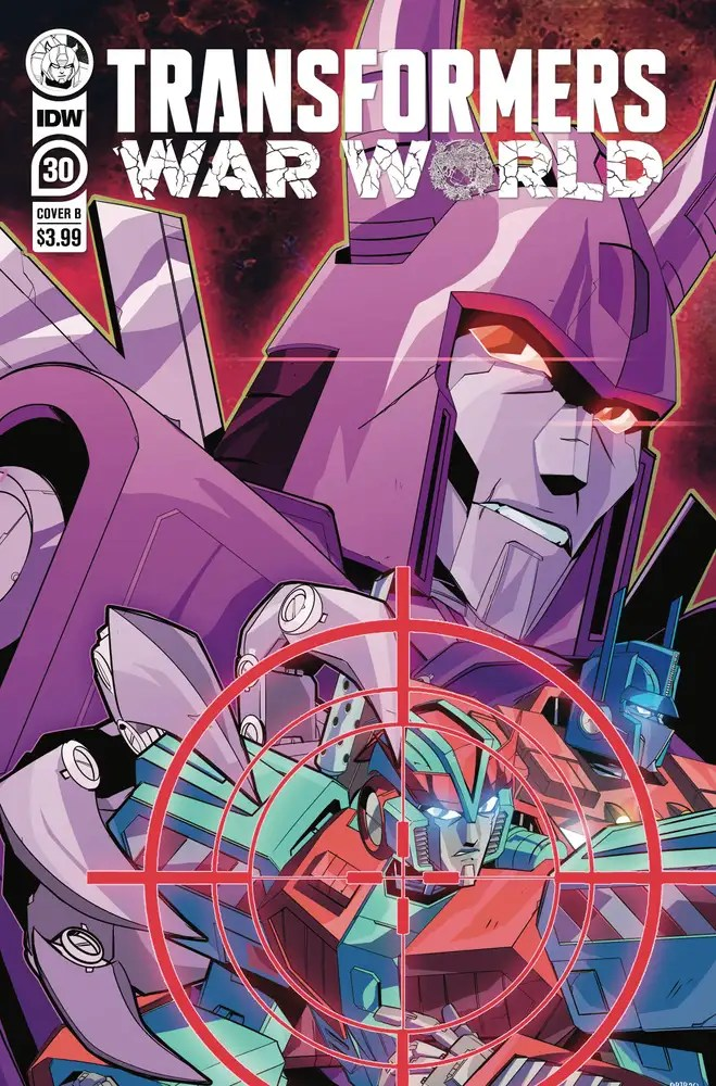 FEB210480 ComicList: IDW Publishing New Releases for 05/19/2021