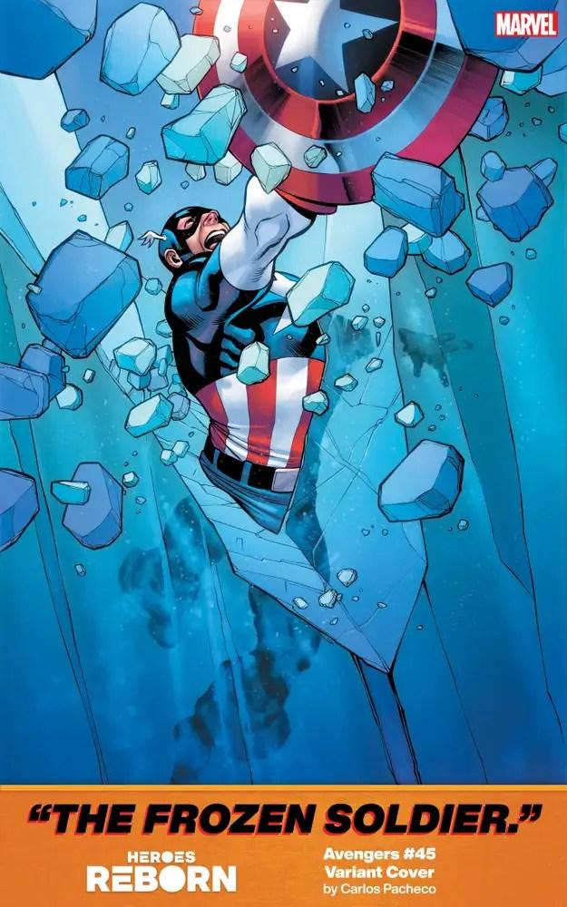 FEB210491 ComicList: Marvel Comics New Releases for 04/21/2021