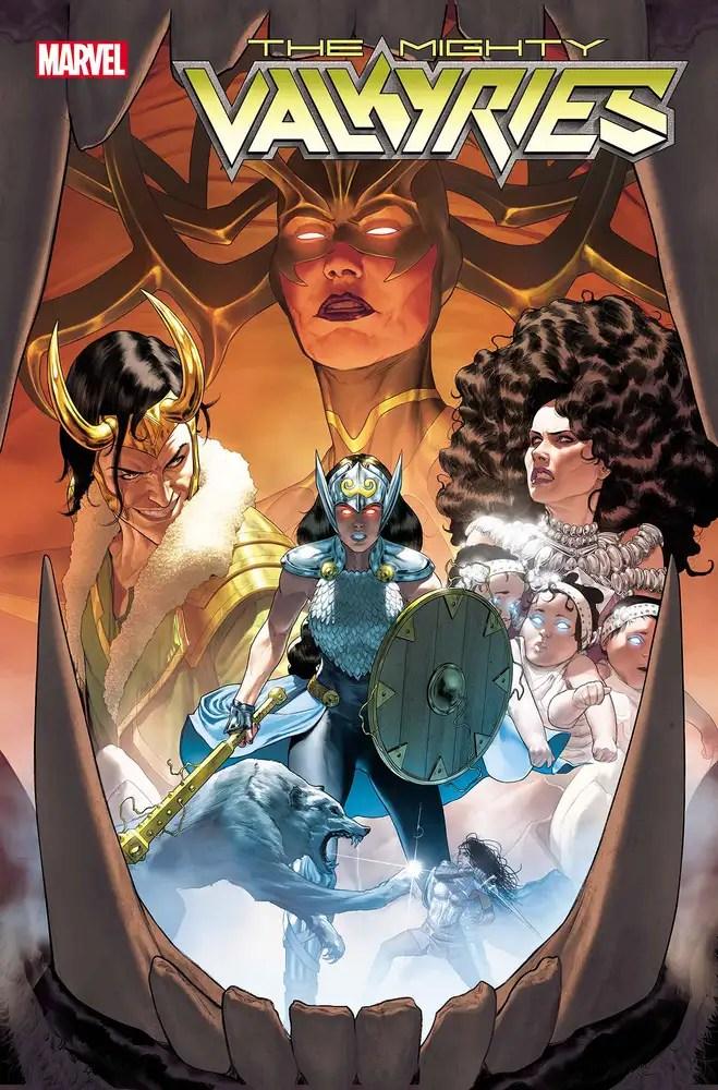 FEB210508 ComicList: Marvel Comics New Releases for 04/21/2021