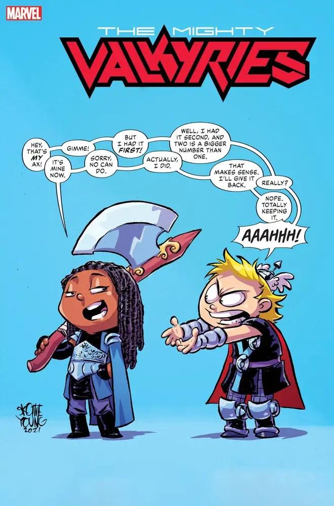 FEB210513 ComicList: Marvel Comics New Releases for 04/21/2021