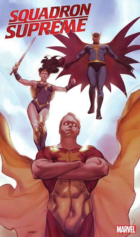 FEB210523 ComicList: Marvel Comics New Releases for 04/07/2021