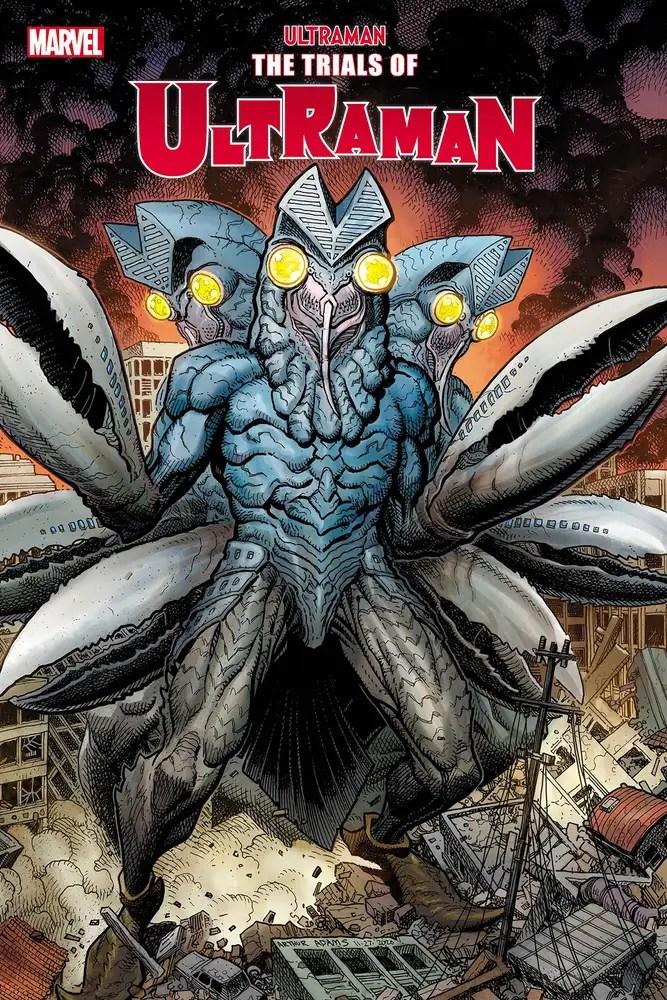 FEB210547 ComicList: Marvel Comics New Releases for 04/21/2021