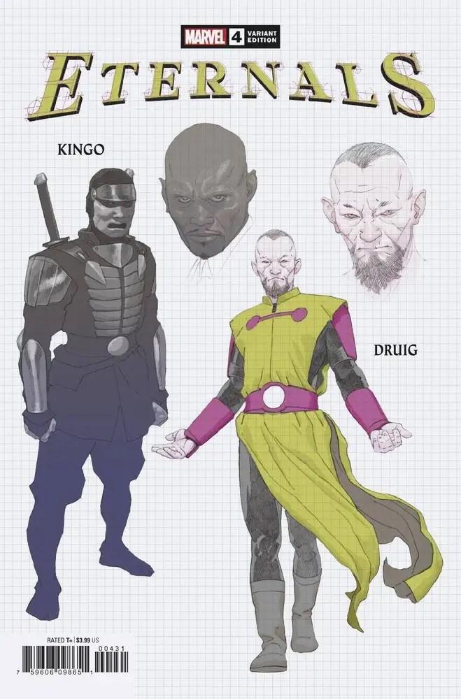 FEB210571 ComicList: Marvel Comics New Releases for 04/21/2021
