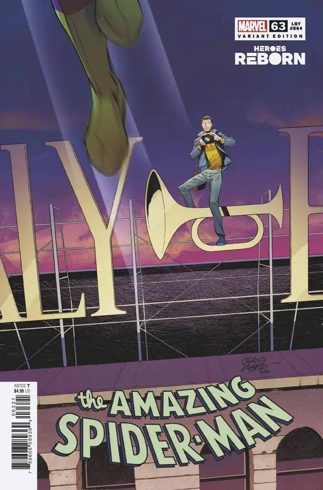 FEB210577 ComicList: Marvel Comics New Releases for 04/07/2021