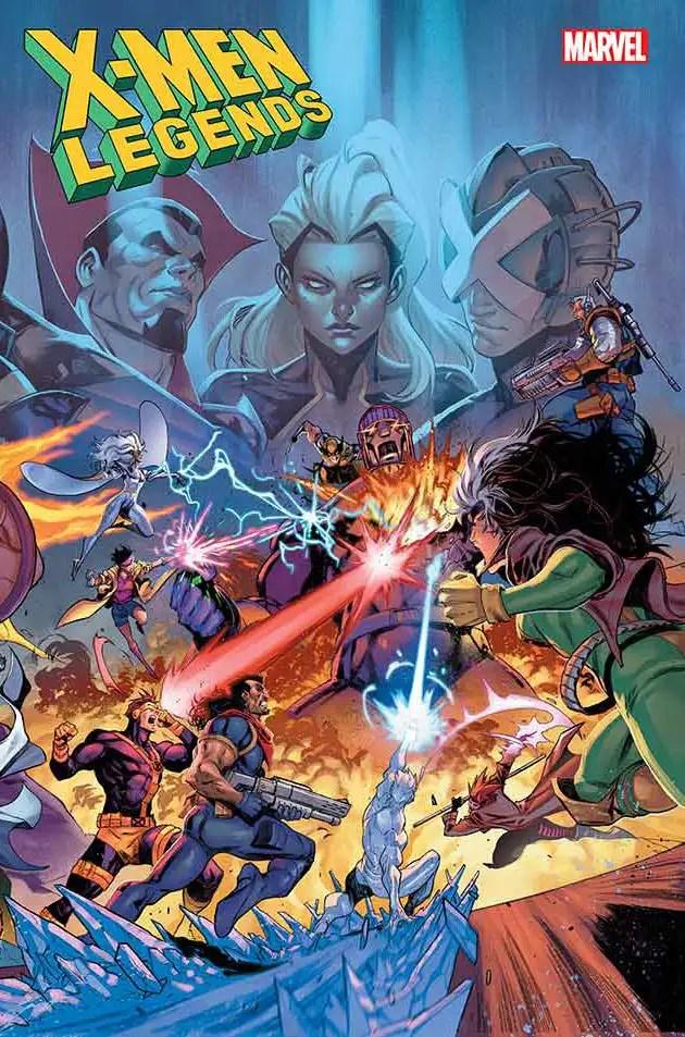 FEB210594 ComicList: Marvel Comics New Releases for 04/28/2021