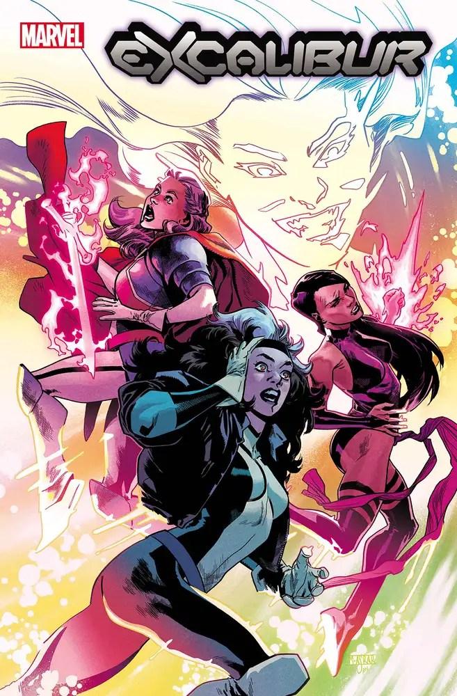 FEB210601 ComicList: Marvel Comics New Releases for 04/07/2021