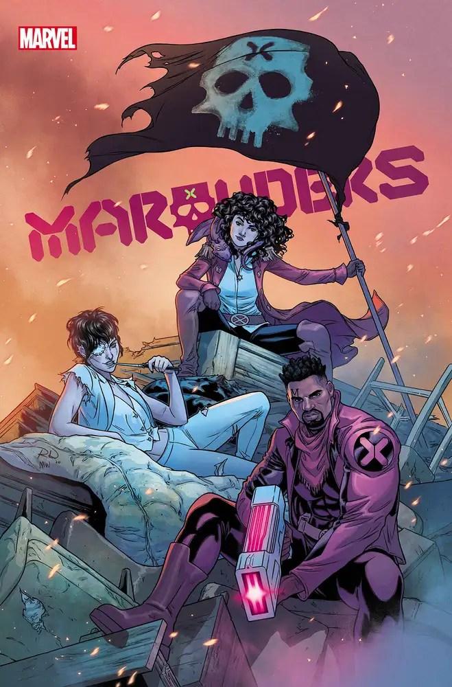 FEB210602 ComicList: Marvel Comics New Releases for 04/07/2021