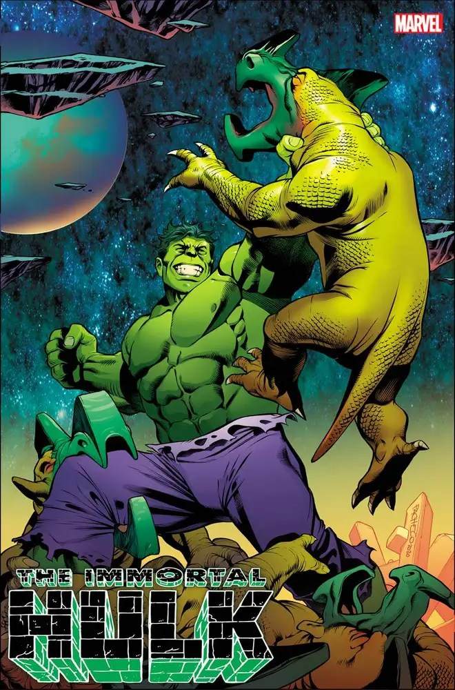 FEB210615 ComicList: Marvel Comics New Releases for 04/07/2021