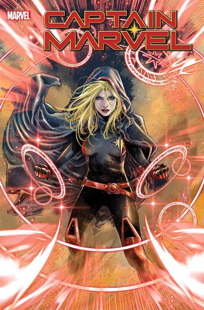 FEB210623 ComicList: Marvel Comics New Releases for 04/21/2021