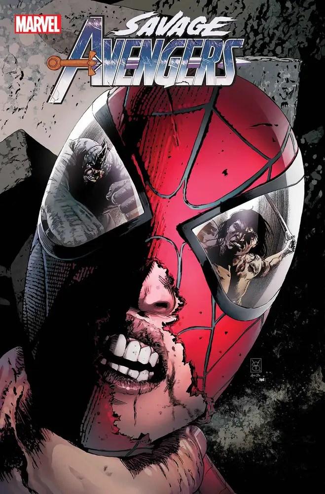 FEB210628 ComicList: Marvel Comics New Releases for 04/28/2021