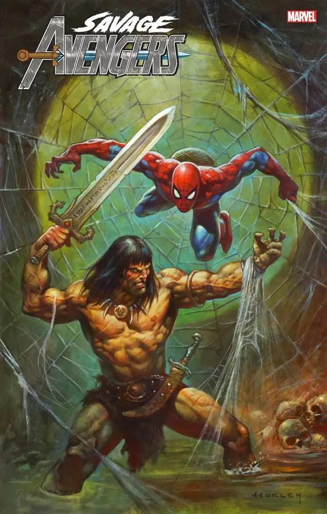 FEB210629 ComicList: Marvel Comics New Releases for 04/28/2021