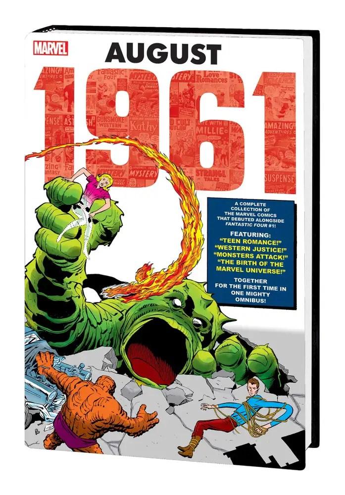 FEB210663 ComicList: Marvel Comics New Releases for 08/11/2021