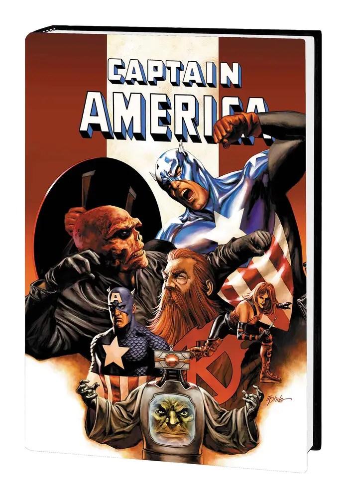 FEB210667 ComicList: Marvel Comics New Releases for 08/04/2021