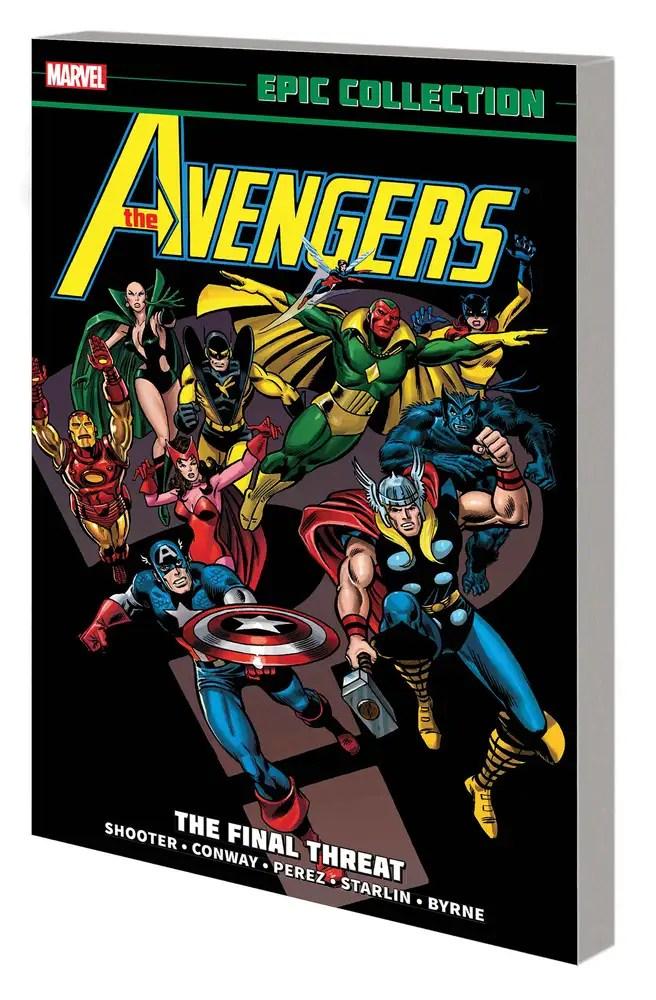 FEB210699 ComicList: Marvel Comics New Releases for 05/12/2021