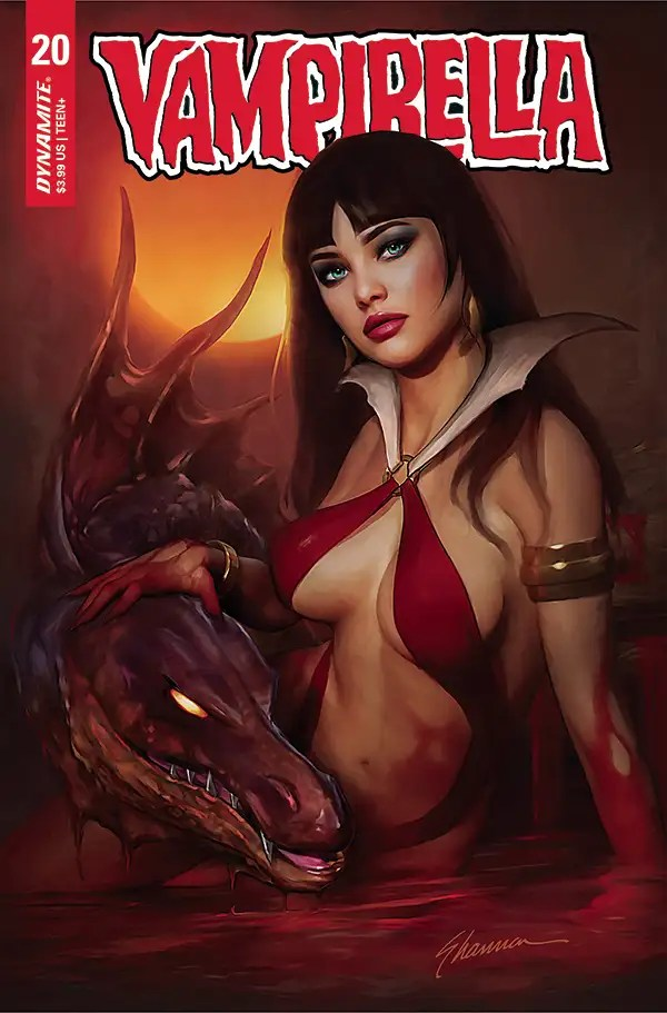 FEB210745 ComicList: Dynamite Entertainment New Releases for 06/02/2021