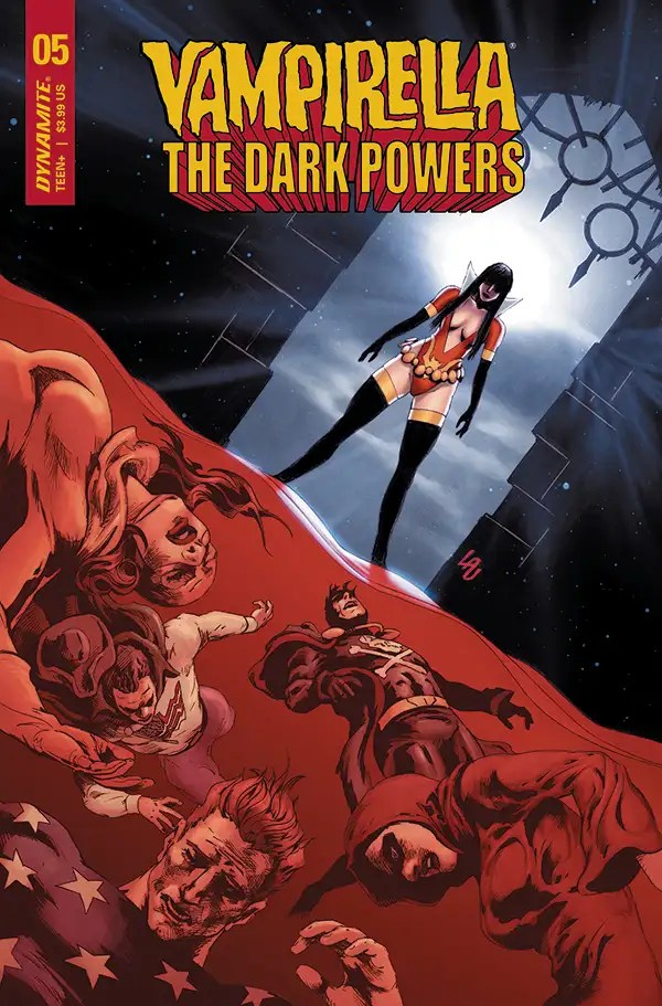 FEB210782 ComicList: Dynamite Entertainment New Releases for 04/14/2021