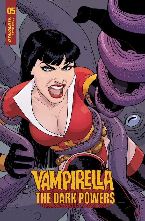 FEB210783 ComicList: Dynamite Entertainment New Releases for 04/14/2021