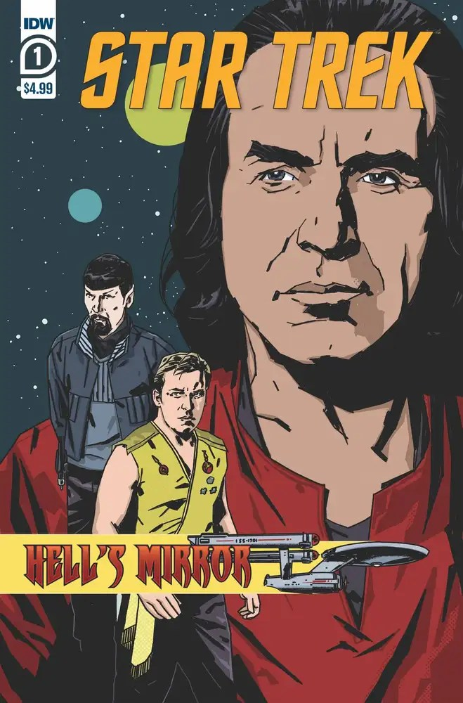 JAN200747 ComicList: IDW Publishing New Releases for 09/02/2020