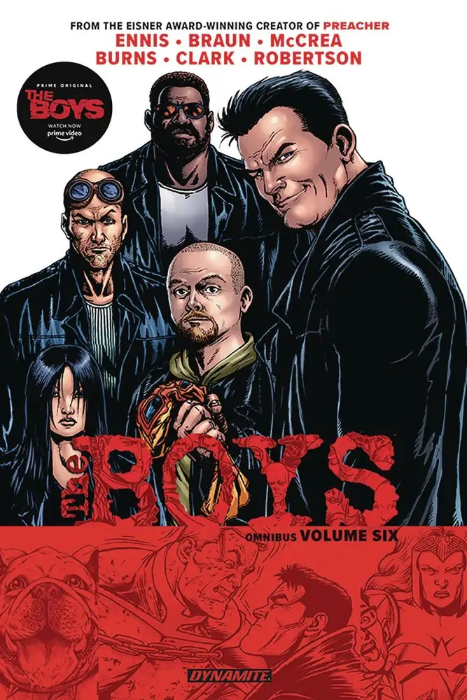 JAN201225 ComicList: Dynamite Entertainment New Releases for 05/12/2021