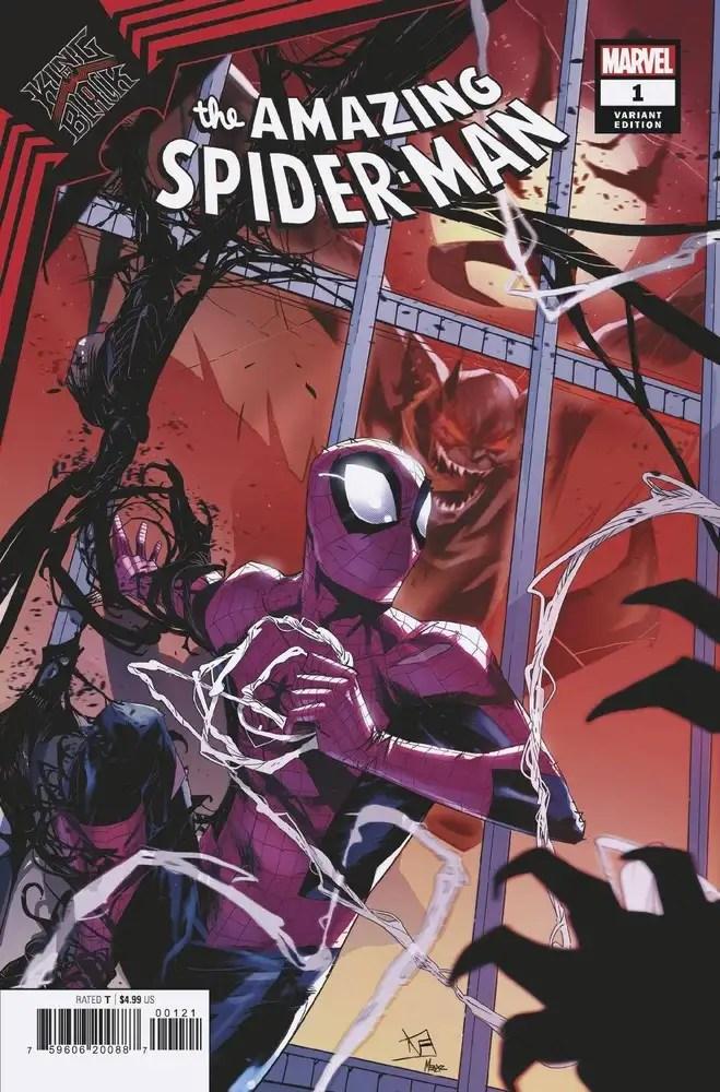 JAN210533 ComicList: Marvel Comics New Releases for 03/17/2021