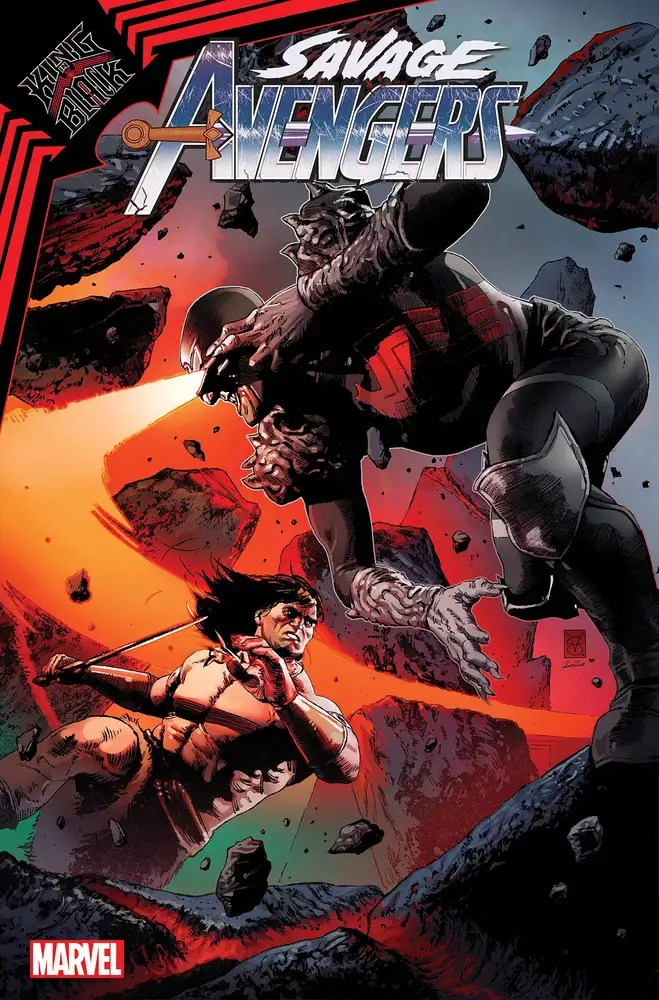 JAN210547 ComicList: Marvel Comics New Releases for 03/24/2021
