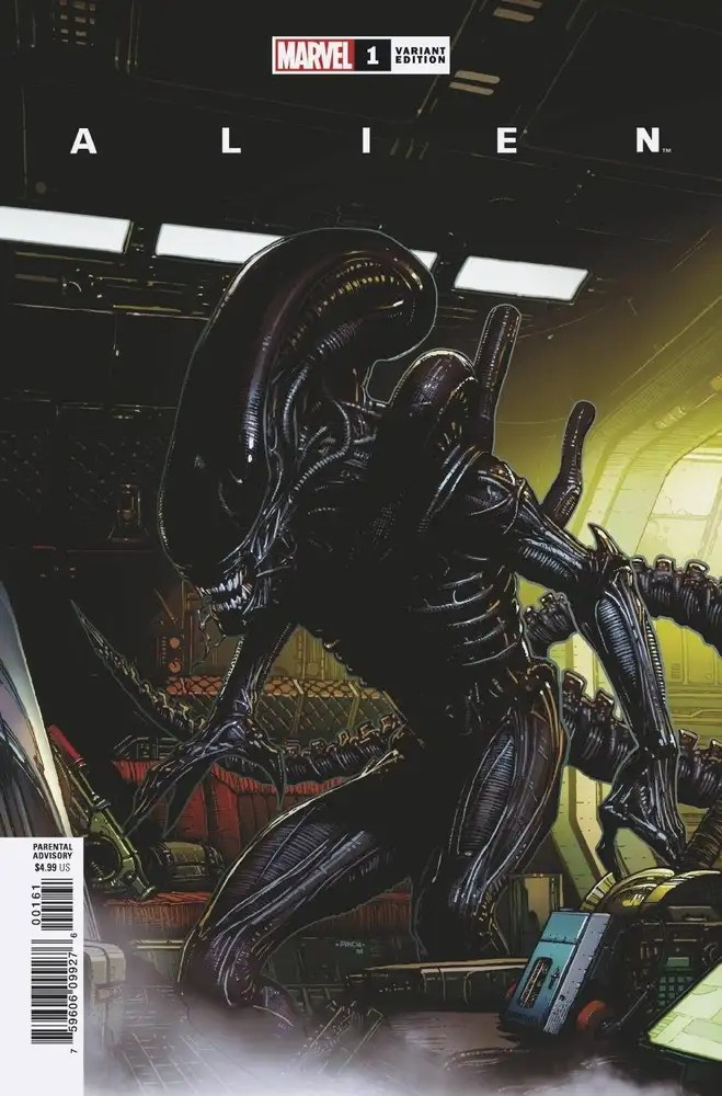 JAN210575 ComicList: Marvel Comics New Releases for 03/24/2021