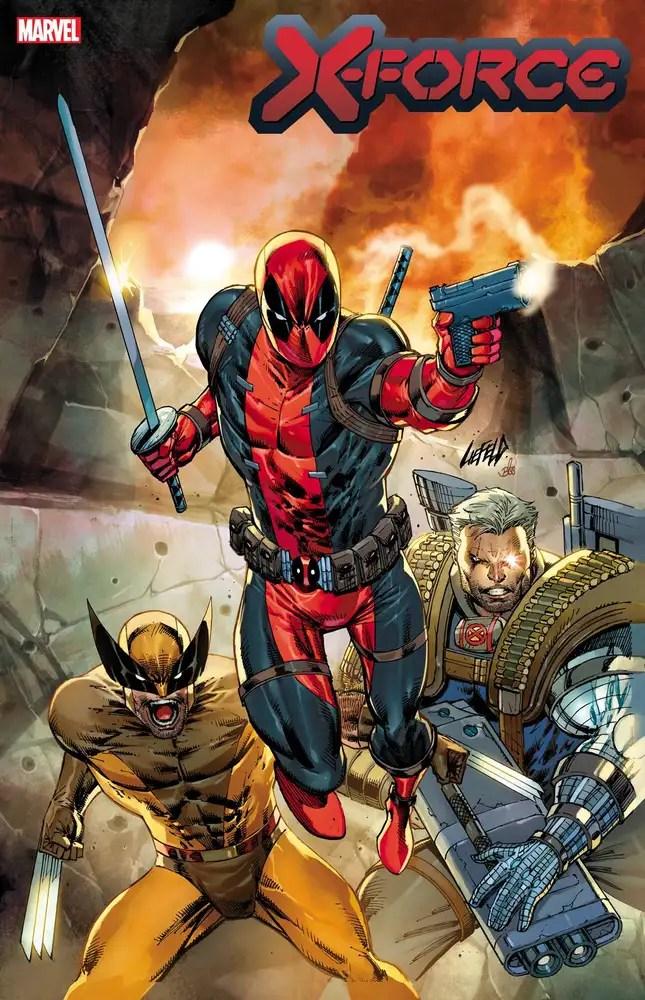 JAN210634 ComicList: Marvel Comics New Releases for 03/17/2021
