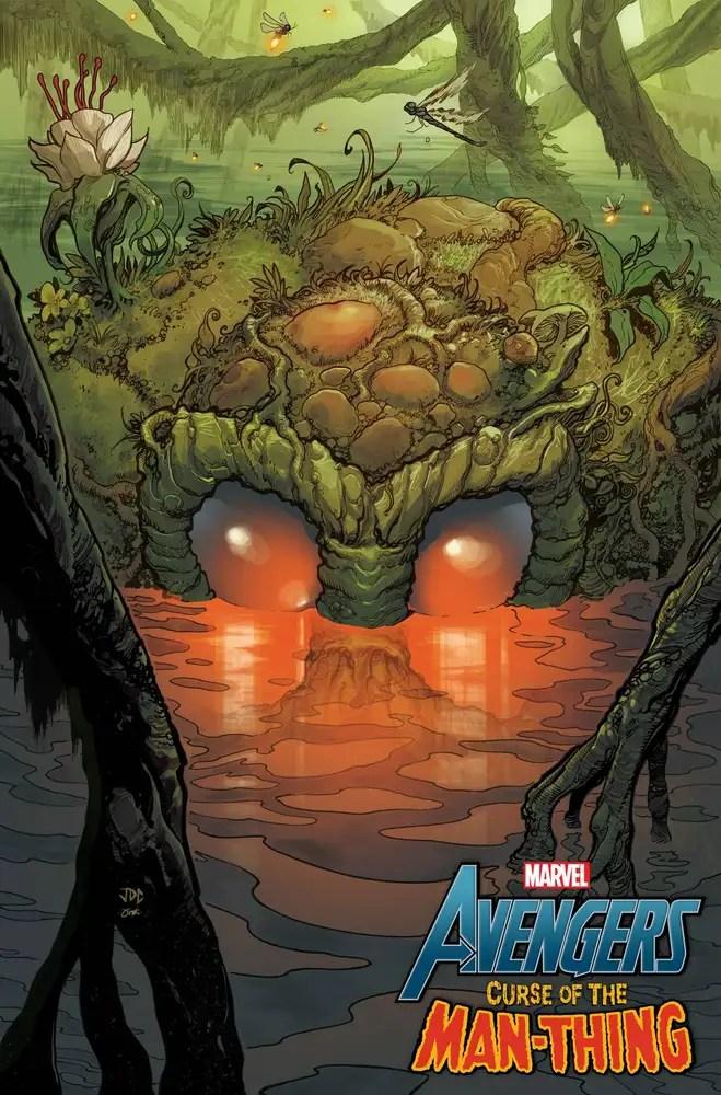 JAN210645 ComicList: Marvel Comics New Releases for 03/31/2021