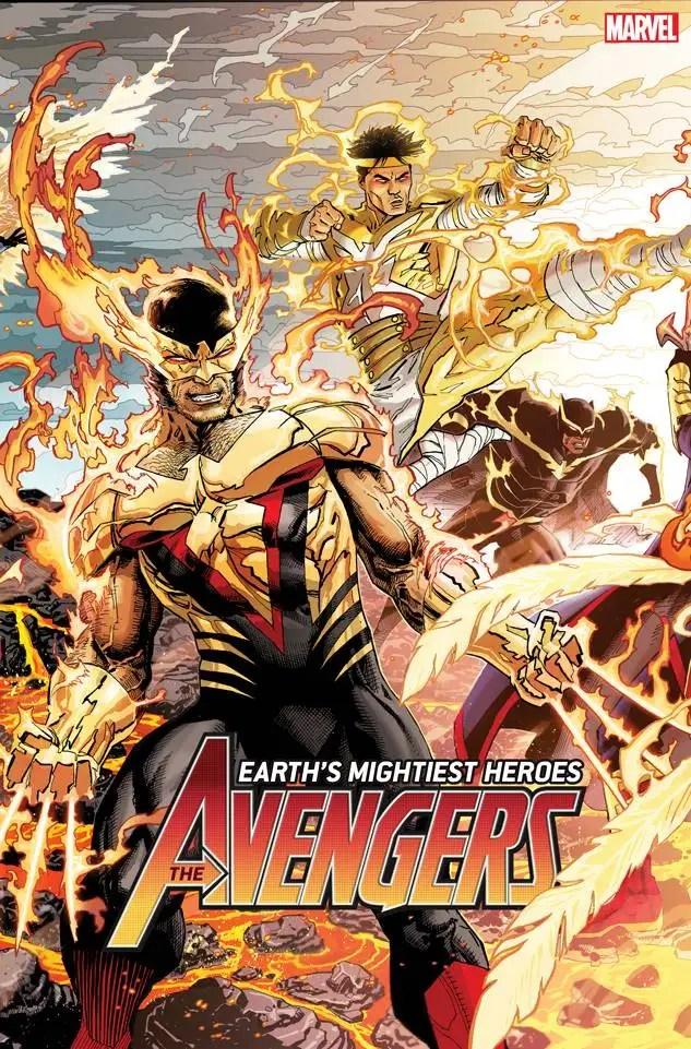 JAN210671 ComicList: Marvel Comics New Releases for 03/03/2021