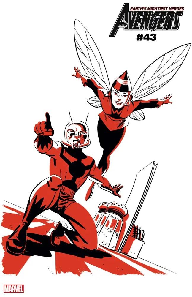 JAN210674 ComicList: Marvel Comics New Releases for 03/03/2021