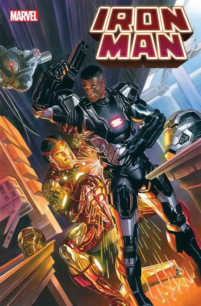 JAN210676 ComicList: Marvel Comics New Releases for 03/17/2021