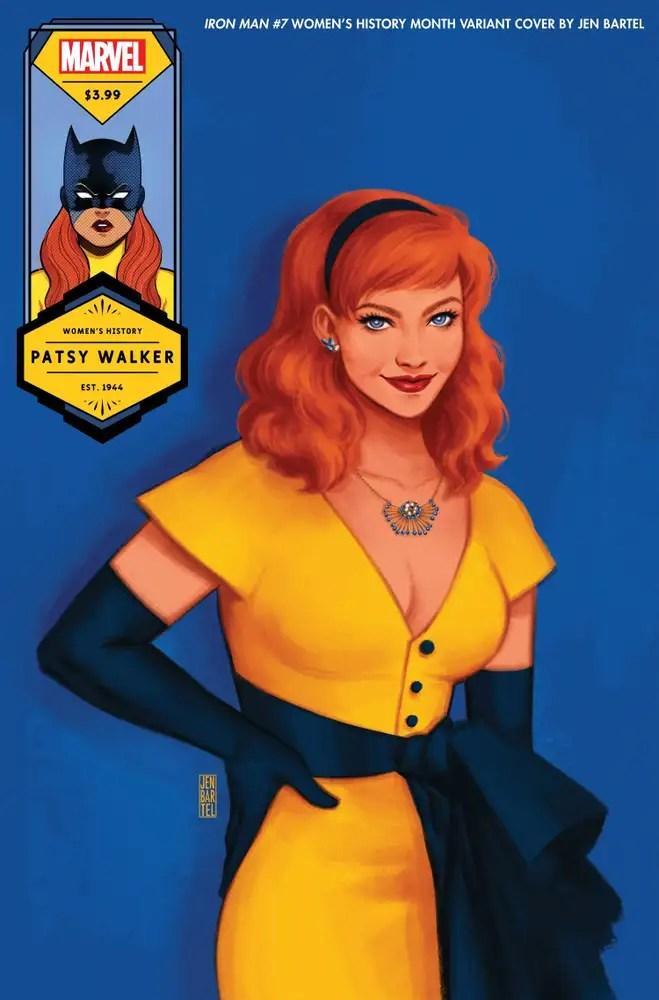 JAN210678 ComicList: Marvel Comics New Releases for 03/17/2021