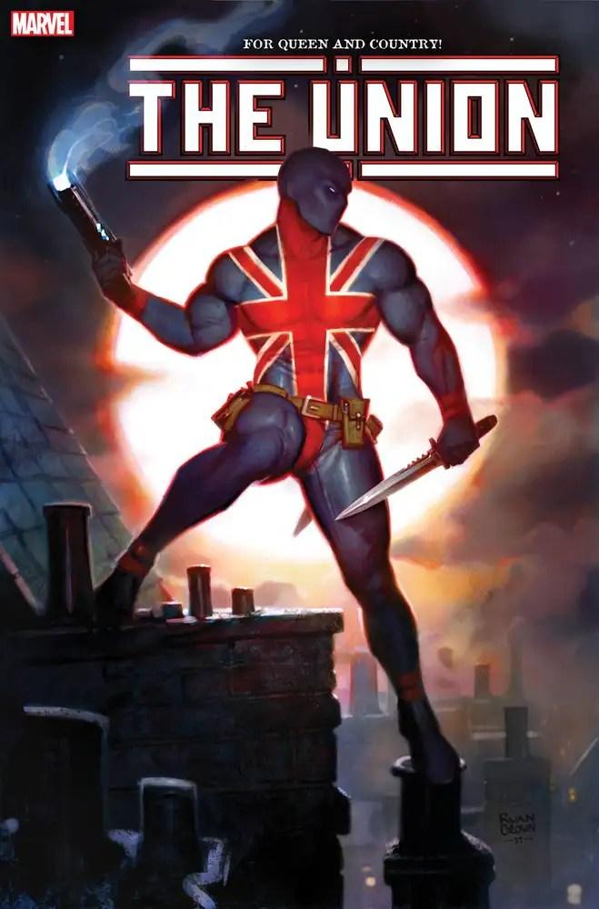JAN210686 ComicList: Marvel Comics New Releases for 03/31/2021