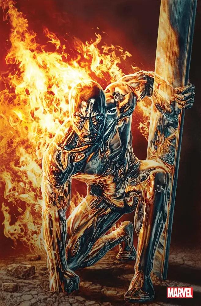 JAN210688 ComicList: Marvel Comics New Releases for 03/17/2021